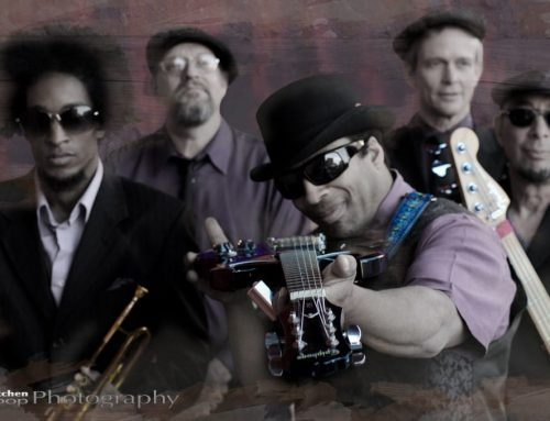 NRO Alumnus Lionel Young Brings The Blues