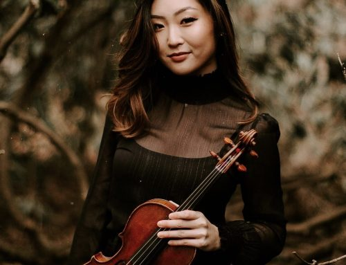 Mina Hong, co-concertmaster