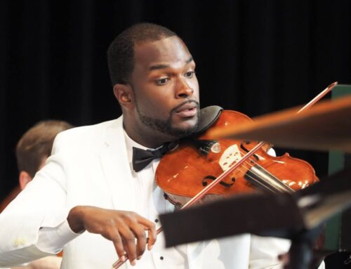 NRO plays key role in developing professional musicians